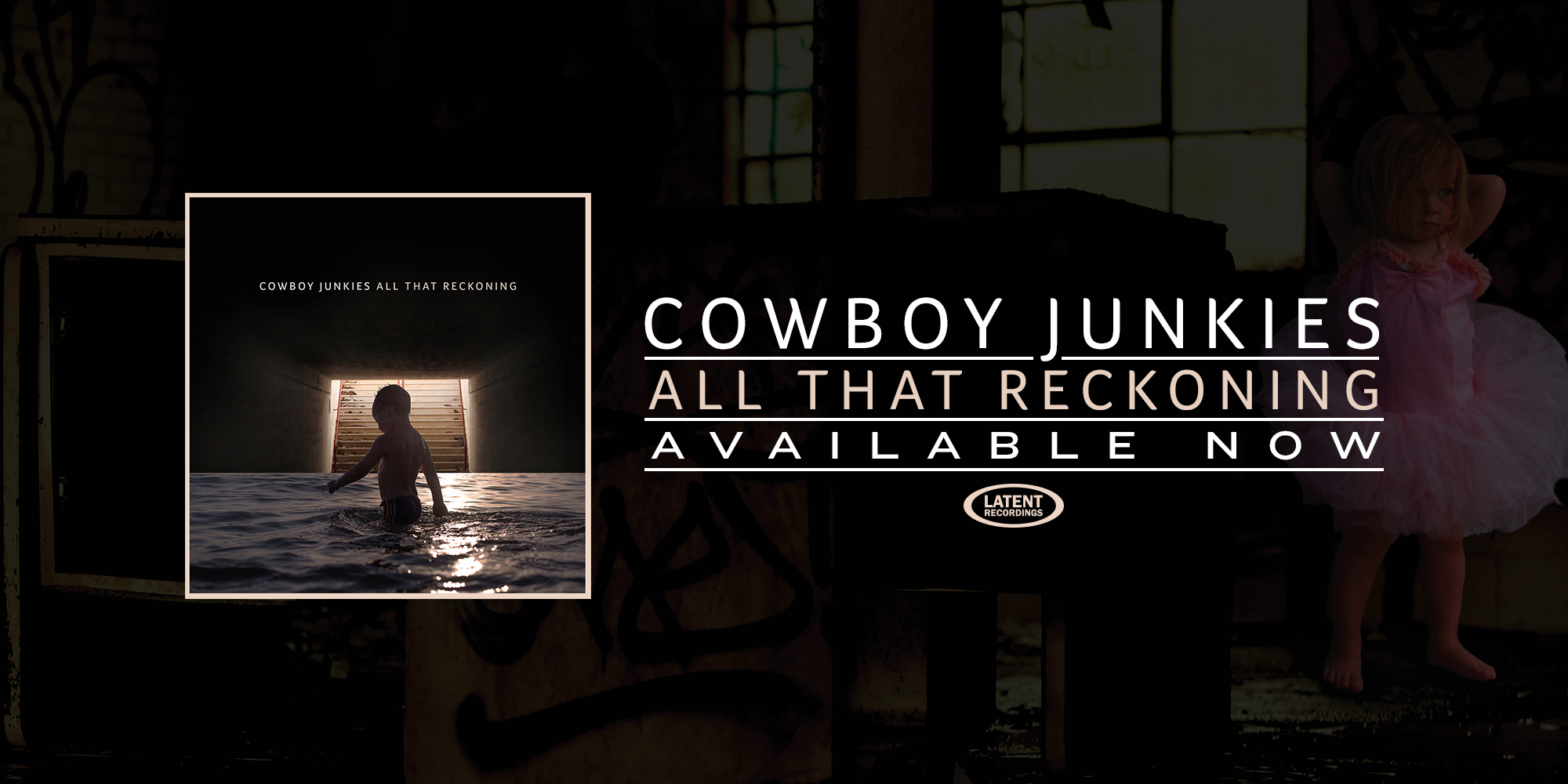 All That Reckoning is now available everywhere